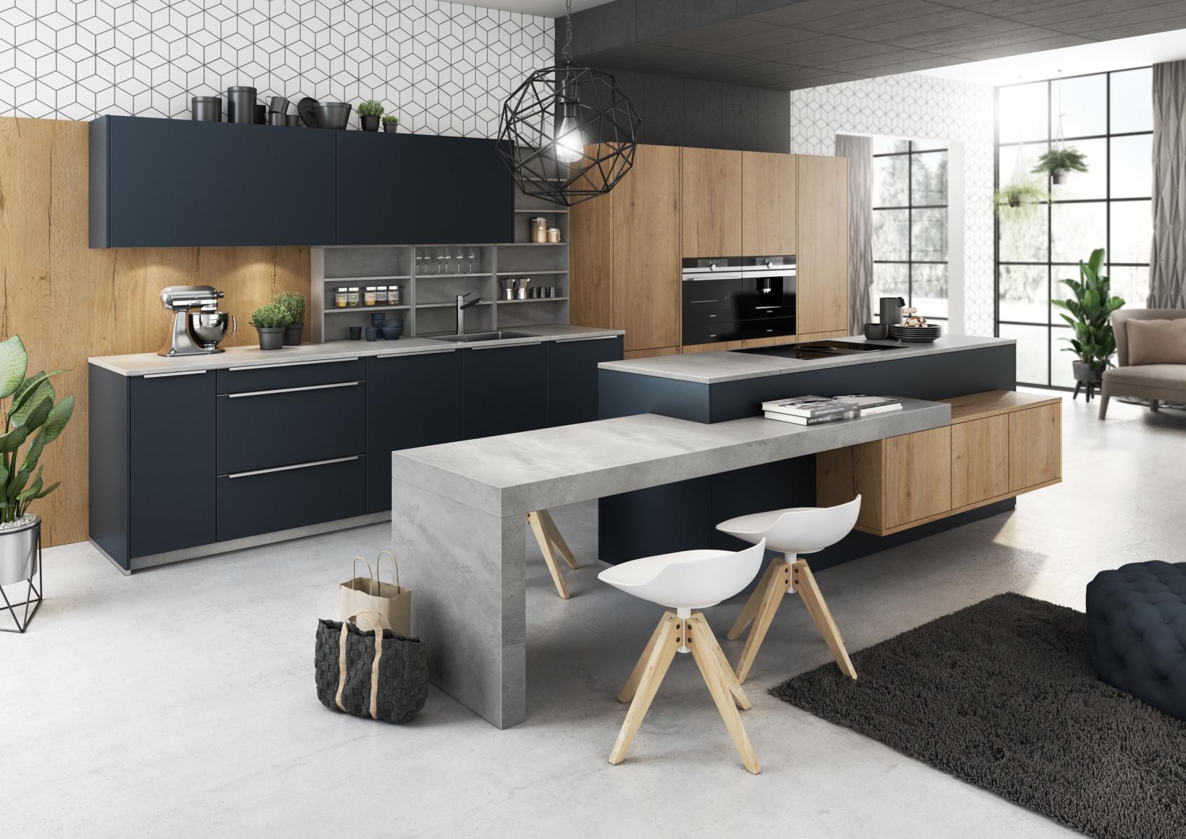 Q2XL - Die geräumige Stauraum-Küche - Küchen-Kay Kehding Kiel