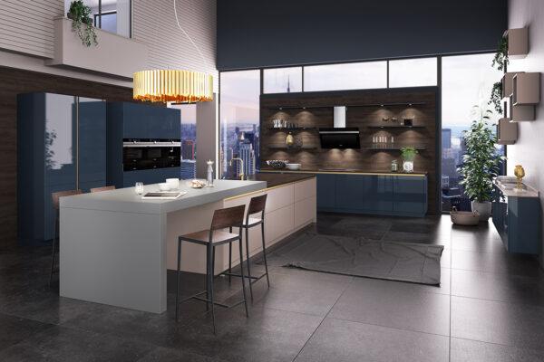 Fascination - Die Küchenlinie von Brigitte Küchen