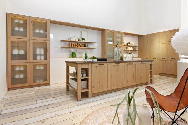 Die Küchenlinie Global Spirt von Brigitte Küchen