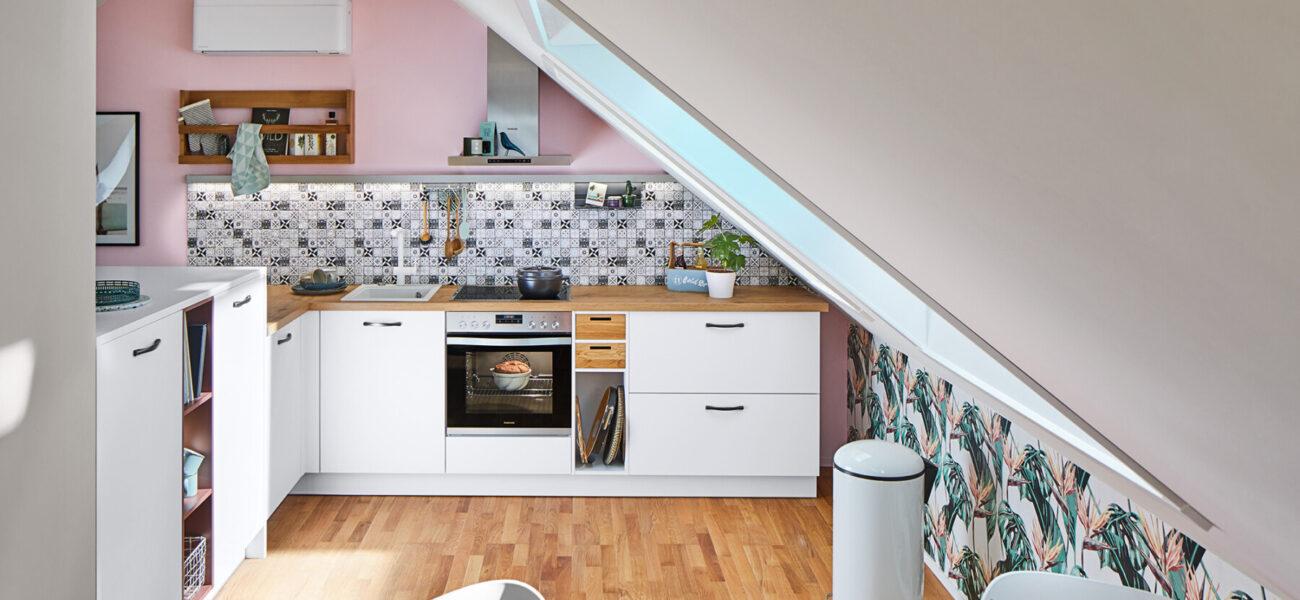 Pure Emotion Einbauküche Auf Kleinem Raum - Küchen-Kay Keding Kiel